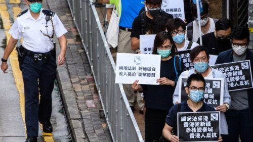 Hong Kong To Impose New Rules