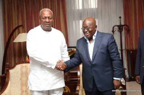 Akufo-Addo has no genuine solutions – Mahama