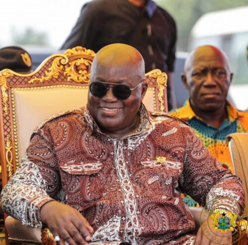 Akufo-Addo not flown out of Ghana