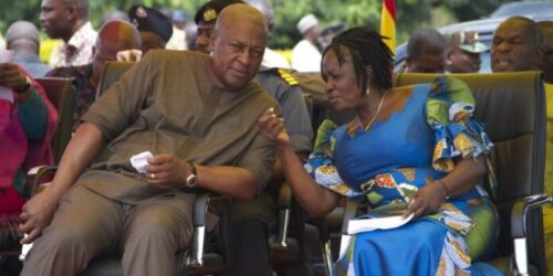 I'll help you win – Jane Naana to Mahama
