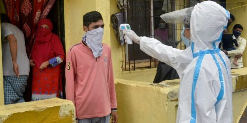India Is Third-highest Country For Virus Cases