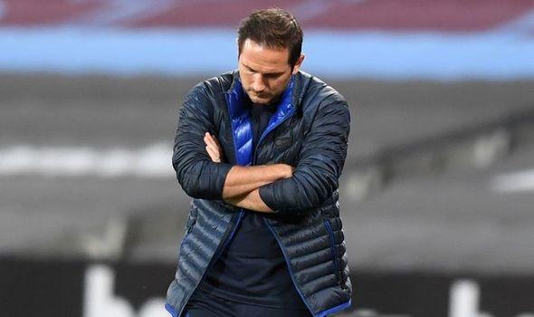 Lampard Fumes At Blues Defense