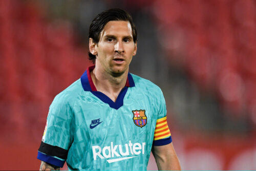 Man City Could Sign Lionel Messi Next Year