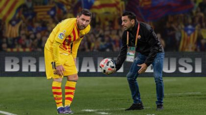 Xavi Will Soon Be Barcelona Coach