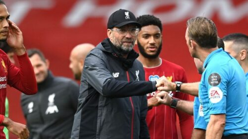 Liverpool Can't Think Of Records - Klopp
