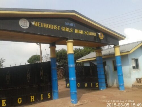 Student dies at Methodist Girls SHS