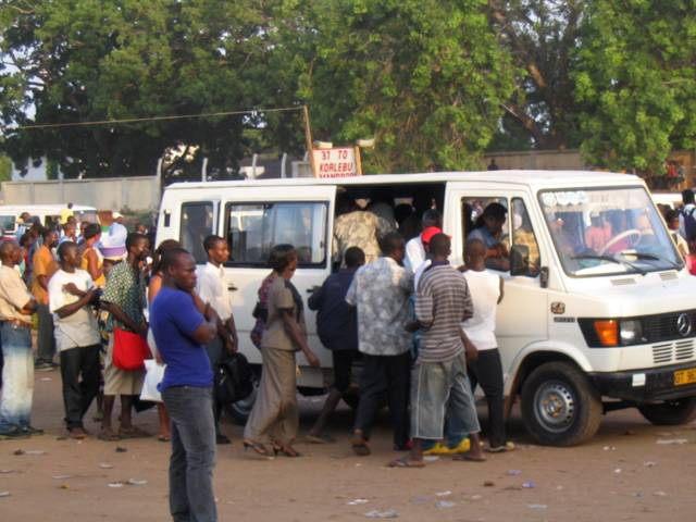 Trotro, Taxis Can Load Full Capacity – Akufo-Addo