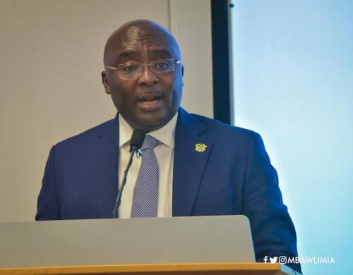 We've Started 17,334 Infrastructural Projects ; 8,746 Finished – Bawumia
