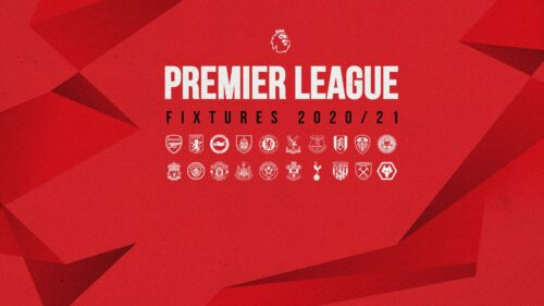 Premier League 2020-21 Fixtures Announced