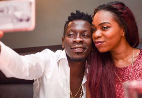 Shatta Michy Gives Shatta Wale A New Name