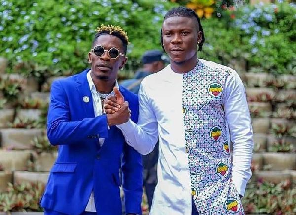 Stonebwoy will understand why the world call me African Dancehall King - Shatta Wale
