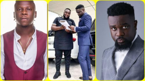 Sarkodie opens up on alleged assault on his manager