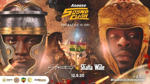 Date For The Asaase Radio Sound Clash Between Stonebwoy And Shatta Wale Finally Announced