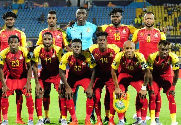 C.K Akonnor names Black Stars squad