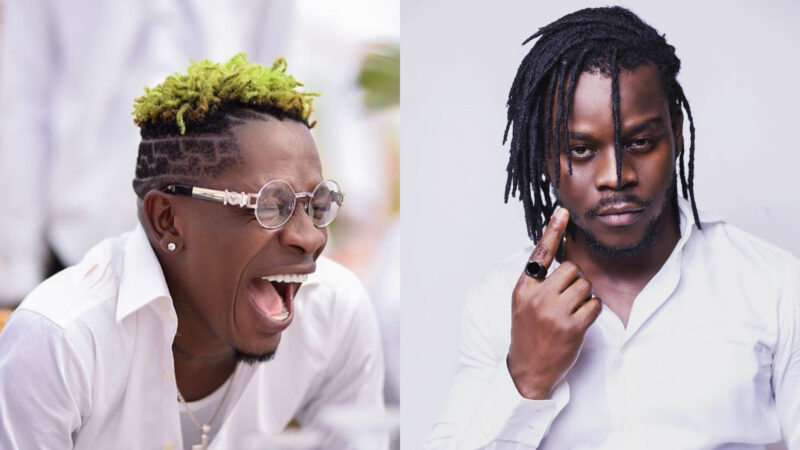 Jupitar Bags A Joint Effort With Shatta Wale