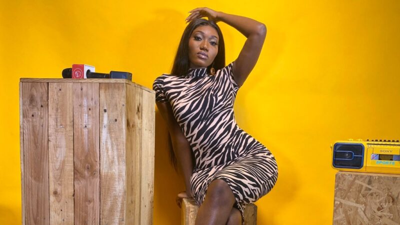 What has happened to hardwork?? – Wendy Shay To Colleague Musicians
