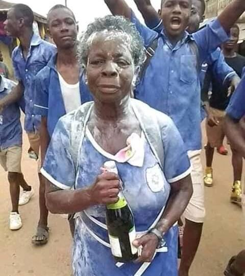 My Future Desire Is To Become A Nurse – 57-Year-Old BECE Graduate