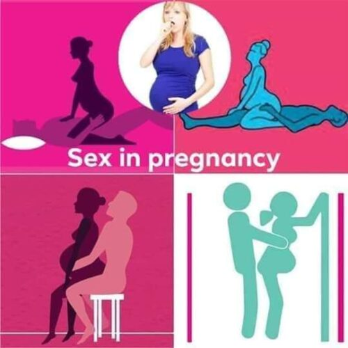 Which Sex Positions May Be More Pleasurable During Pregnancy?