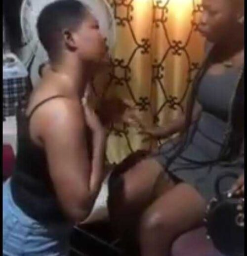 Heartbroken Lesbian Begs Partner Not To Leave Her