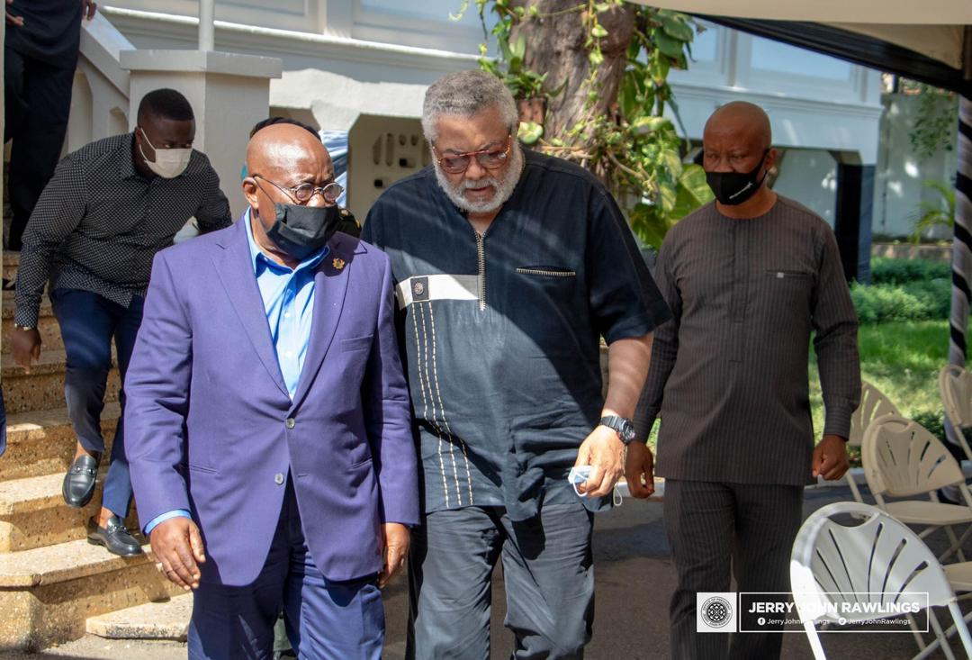 Prez Akufo-Addo Declares Seven Days Of National Mourning