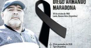 Diego Armando Maradona Dies At The Age Of 60
