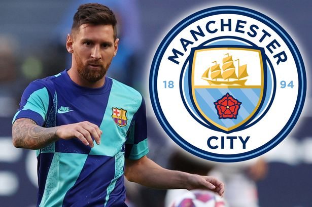 Forget About Messi — Font To City