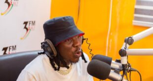 I Am Available To Perform For Any Political Party – Stonebwoy
