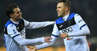 UEFA CL: Liverpool Lost At Home To Atalanta; Liverpool 0 -2 Atalanta