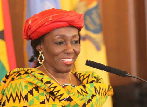 Nana Konadu Still In Presidential Race – NDP