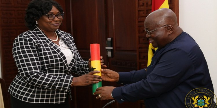 President Akufo-Addo Appoints Acting Special Prosecutor