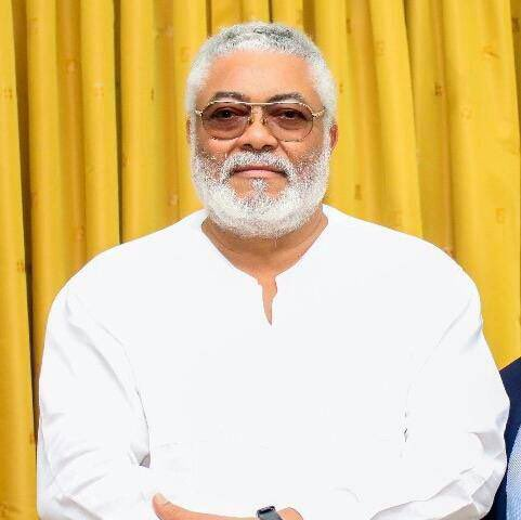 Ghana's Former President J.J. Rawlings Dies At Korle Bu