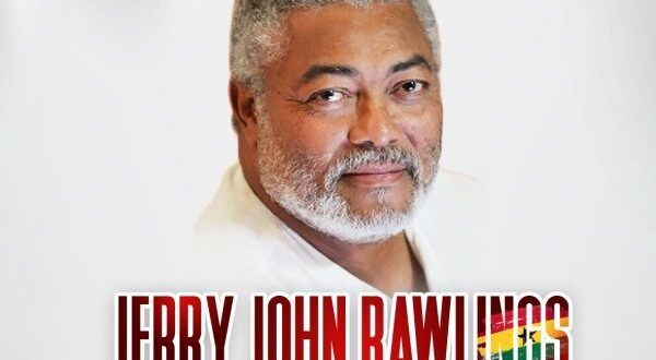 Rawlings' Funeral To Be Held On December 23 - A state funeral for the late former President, Jerry John Rawlings, will be held