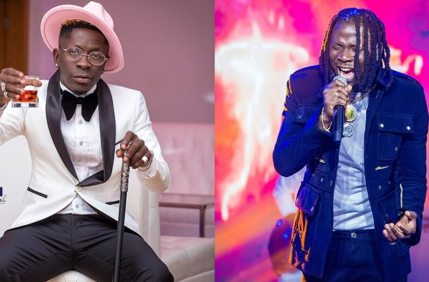 Stonebwoy Does Not Answer My Calls After – Shatta Wale