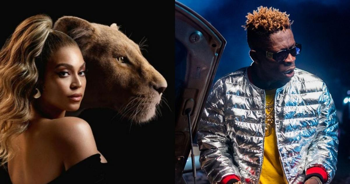 Shatta Wale Nominated At The 63rd GRAMMY Awards