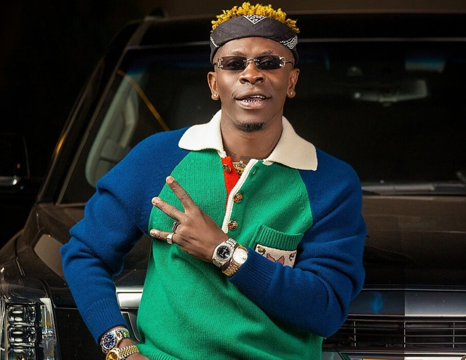 Shatta Wale Becomes The First Guest Curator