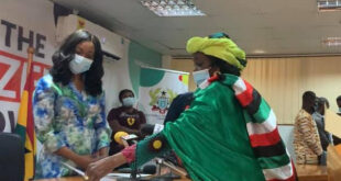 NDP's Nana Konadu Commends EC