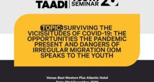 Kofi Kinaata's 'Made in Taadi Youth Seminar'