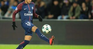 I Am Happy At PSG - Neymar