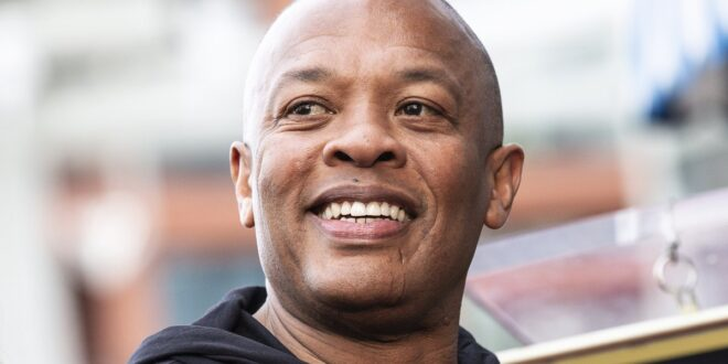 Rapper Dr. Dre Admitted After Brain Aneurysm