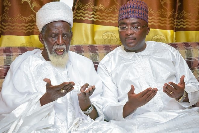 Strictly Observe COVID-19 Protocols In Ramadan Period - Bawumia Charges Muslims