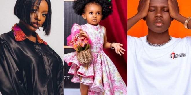 'Gyakie Is My Daughter's Favourite Artiste' - Strongman
