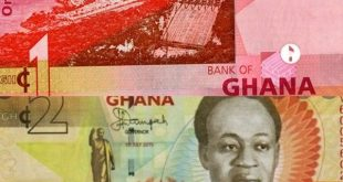 GH¢1 And GH¢2 Notes To Be Replaced With Coins